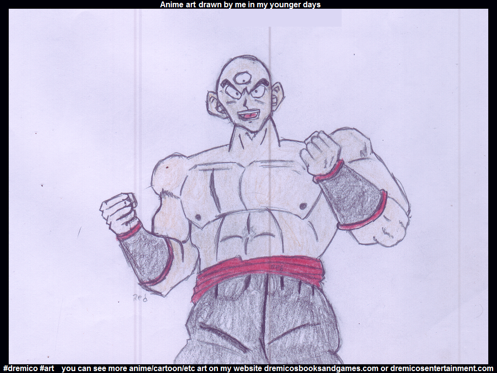 Dragon Ball Z Tien Shinhan