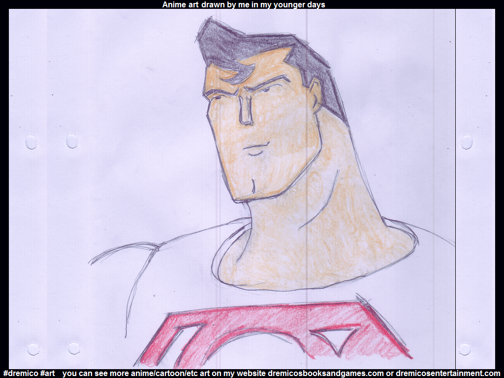 Superman The Animated Series - Superman